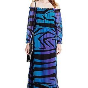 DVF Camila Maxi Dress
